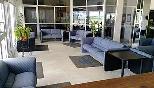 Tanzanair - Tanzanair Passenger Lounge