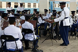 Brass band - Tanzanian Police Force brass band