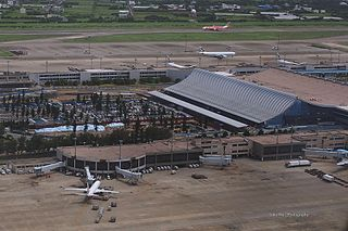 Taoyuan International Airport International airport serving Taipei, Taiwan