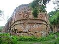 Tarakaniv - Fort corner.JPG