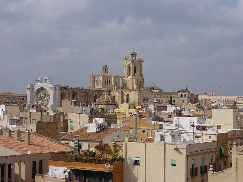 File:Tarragona Kathedrale.JPG