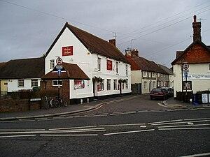 Tarring, West Sussex - Image: Tarring High Street
