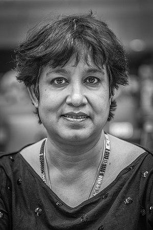 Taslima Nasrin cover