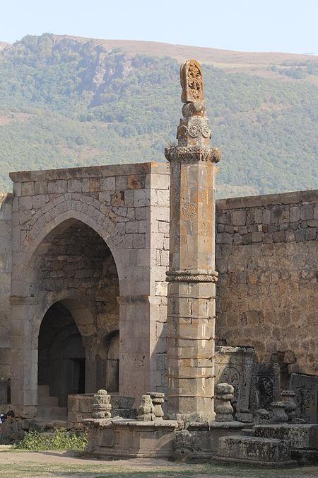 Tatev column.JPG
