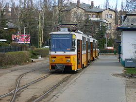 Image illustrative de l'article Ligne 59 du tramway de Budapest