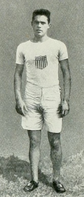 Ted Meredith - Ted Meredith at the 1912 Olympics