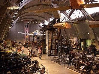 Swedish National Museum of Science and Technology - Image: Tekniska museet 2008b