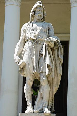Telfair Academy - Statue of Phidias