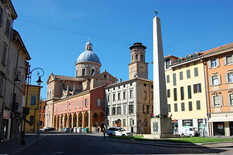 Reggio Emilia - Tempio della Beata Vergine della Ghiara