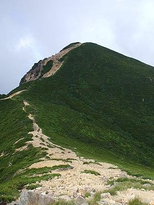 Mount Tengu - Image: Tengudake 2