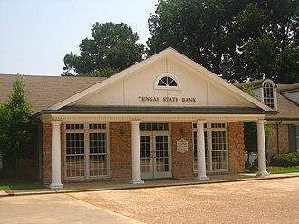 Newellton, Louisiana - Image: Tensas State Bank in Newellton IMG 1273
