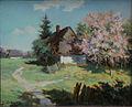Teofil Zaleski - Wiosna na wsi.jpg