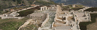 Aquilonia, Campania - Archaeological park of Aquicarbo