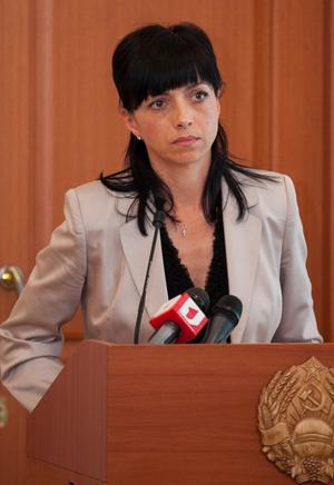 Transnistrian legislative election, 2015 - Image: Tetyana Mykhailivna Turanska Portrait