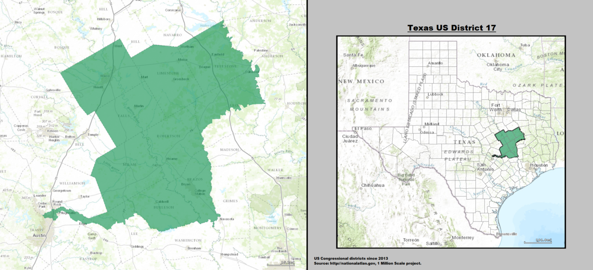 Texass Th Congressional District Wikipedia - District map of texas for us house of representatives