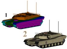3d модель без текстур 2 3d модель з