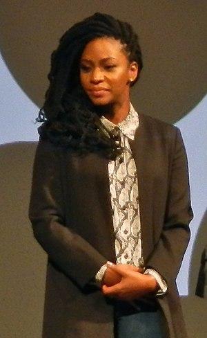 Schauspieler Teyonah Parris