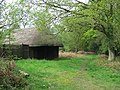 Thatch out building - geograph.org.uk - 791648.jpg