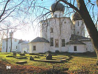 Katholikon of the Antoniev Monastery