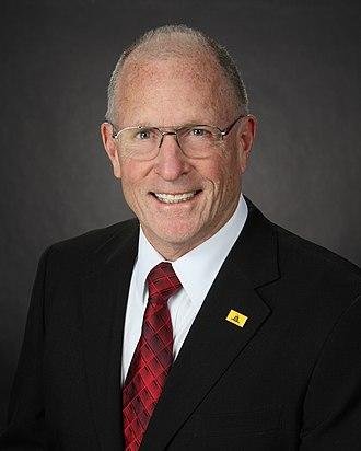 Bob Hall (politician) - Image: The Honorable Bob Hall Headshot