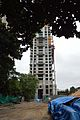 The 42 - Residential Building under Construction - 42B Chowringhee Road - Kolkata 2015-08-16 3460.JPG