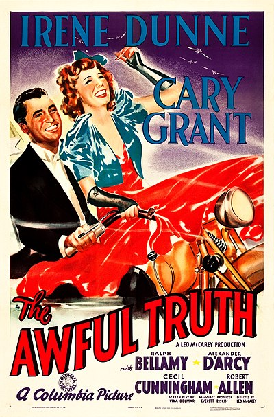 Picture of a movie: The Awful Truth