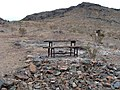 The Blue Bell Mines' Cabin Site - Destroyed in 1994 - panoramio.jpg