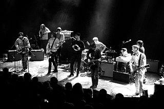 The Brian Jonestown Massacre American psychedelic rock band