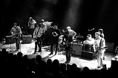 Picture of a band or musician: The Brian Jonestown Massacre
