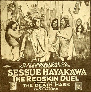 <i>The Death Mask</i> 1914 film by Thomas H. Ince