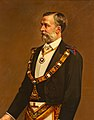 The Earl Egerton wearing Masonic regalia.jpg