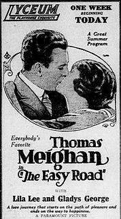 <i>The Easy Road</i> 1921 film