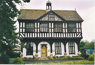 John Abel - The Grange at Leominster, designed and built by John Abel