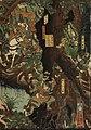 The Great Battle at Ichinotani during the Genpei Wars (Ichinotani Genpei Okassen) LACMA M.2006.136.296a-c (3 of 3).jpg