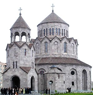 The Holy Trinity Church, Malatia-Sebastia district, Yerevan, Armenia.jpg
