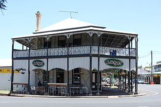 Forest Hill, Queensland - The Lockyer Hotel, 2012
