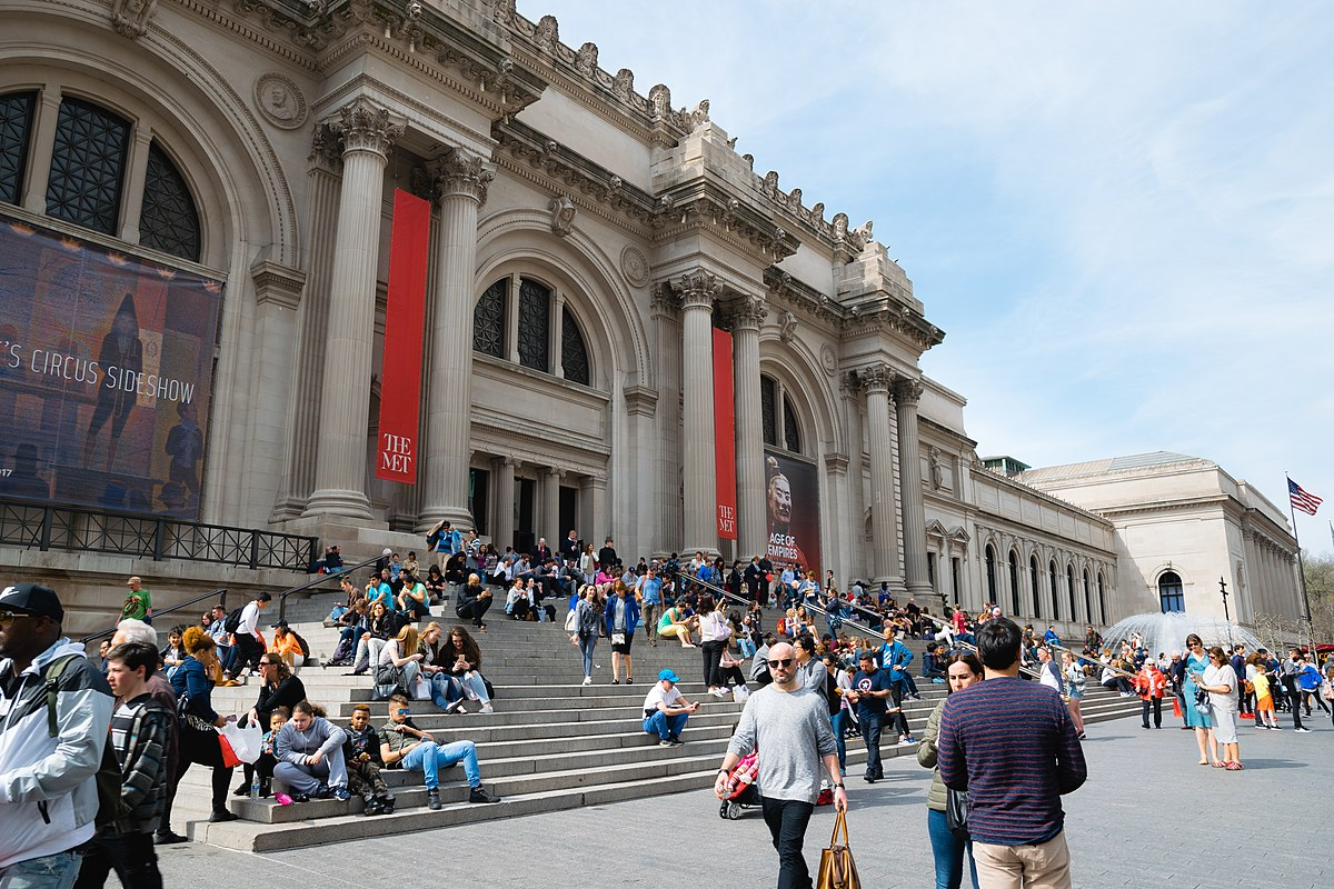 Metropolitan museum of art wikipedia for Metropolitan mueseum of art