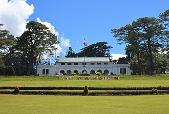 The Mansion (Baguio) - Image: The Mansion, Baguio City. Building only