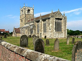 Skipwith - Image: The Parish Church of Skipwith and North Duffield geograph.org.uk 196371