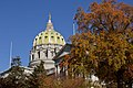 The Pennsylvania State Capitol in Fall (22158989524).jpg