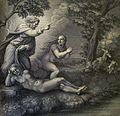 The Phillip Medhurst Picture Torah 9. Creation of Eve. Genesis cap 2 vv 21-22. Raphael.jpg