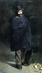 Édouard Manet: Beggar with Oysters (Philosopher)