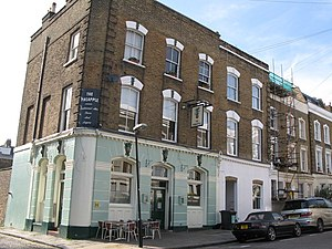 The Pineapple, Kentish Town - The Pineapple