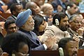 The Prime Minister Dr. Manmohan Singh and the Minister of State for External Affairs, Shri Anand Sharma at the XIVth Non -Aligned Movement's Business Forum on South-South Cooperation at Havana, Cuba on September 15, 2006.jpg