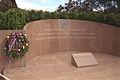 The Reagan Library memorial site where President Reagan was buried.jpg