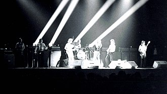 Kiel Auditorium - The Rolling Stones performing at Kiel Auditorium in 1972