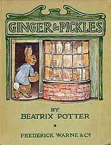 The Tale of Ginger and Pickles first edition cover.jpg