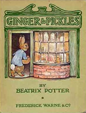 The Tale of Ginger and Pickles cover