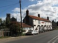 The Three Swallows Pub in Cley next the Sea - geograph.org.uk - 1515027.jpg