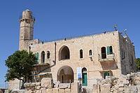 The Tomb Of Propet Samuel.JPG